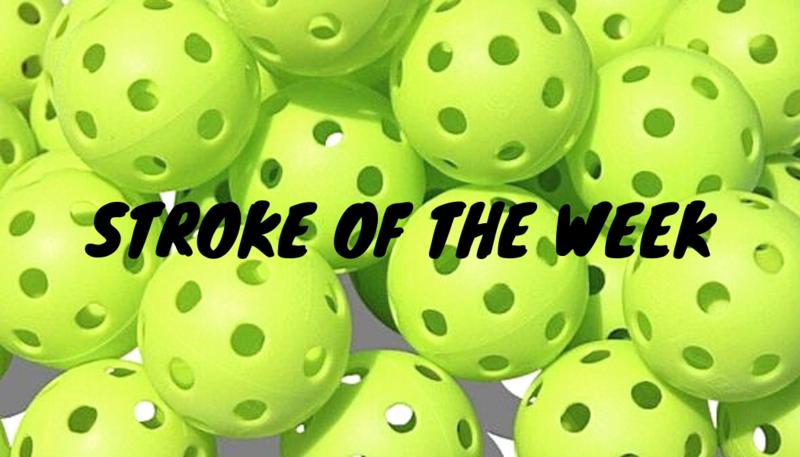 Normal stroke of the week