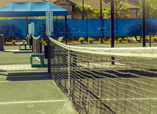 Mobile del webb tennis courts 1
