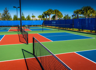 Mobile del webb pickleball courts 1