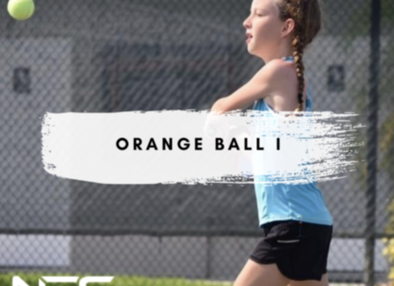 Normal orange ball header for group classes