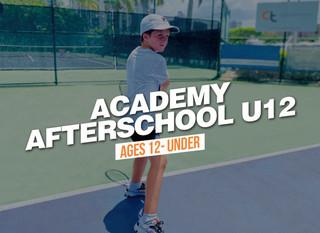 Mobile afterschool  academy u12