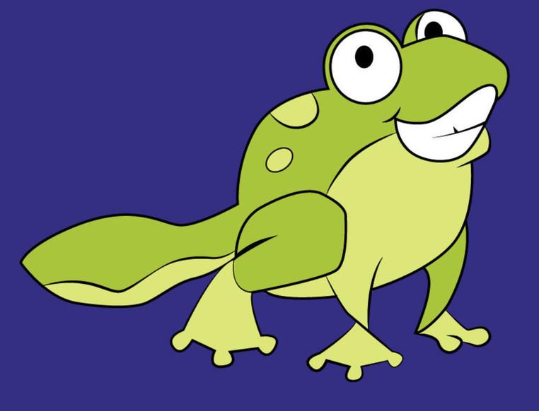 Normal froglet