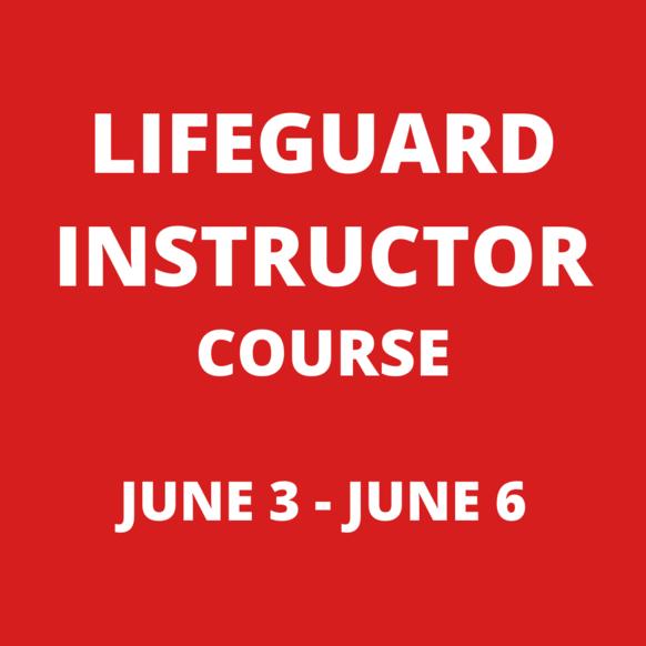 Normal lifeguard instructor