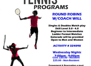 Mobile adult round robin with will