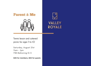 Mobile parent and me