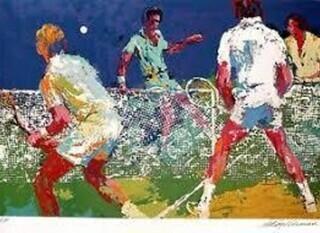 Mobile tennis image