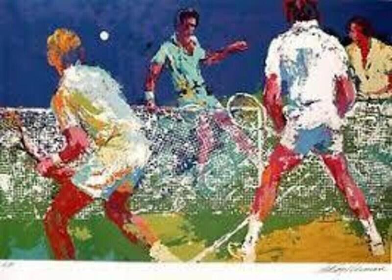 Normal tennis image