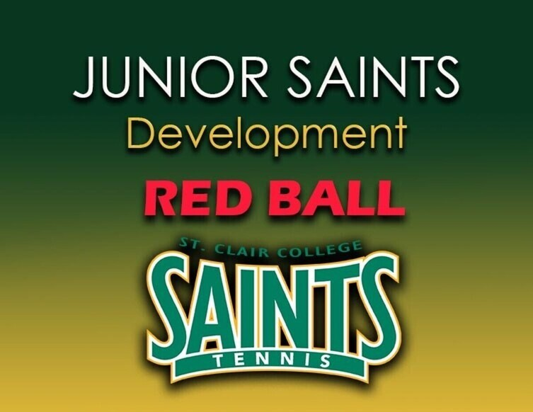 Normal green junior saints red ball good graphic