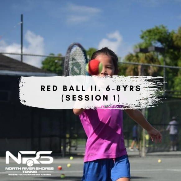 Normal red ball ii. 6 8yrs  session 1