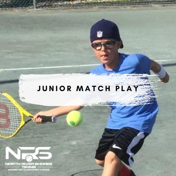 Normal junior match play