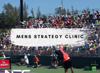 Mobile mens strategy clinic