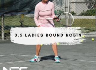 Mobile 3.5 ladies round robin