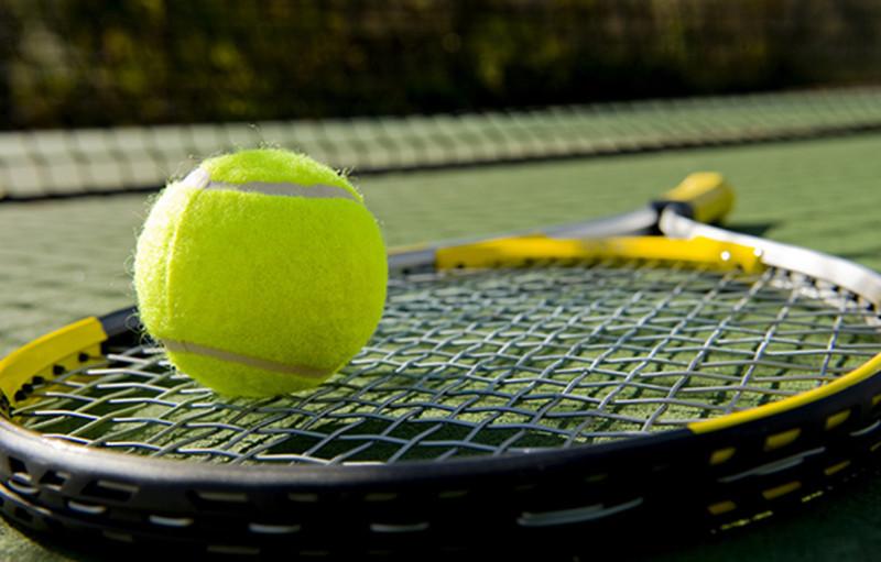 Normal tennis beginner clinic