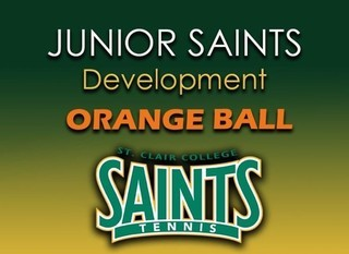 Mobile green junior saints orange ball good graphic