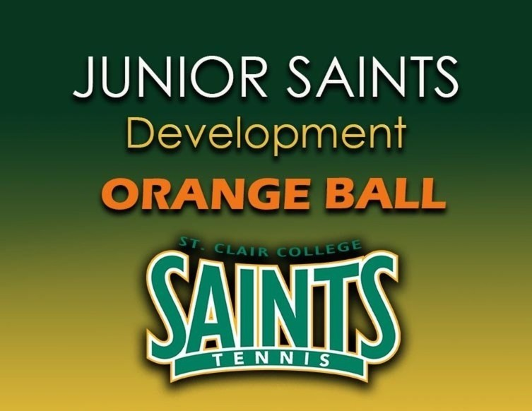 Normal green junior saints orange ball good graphic