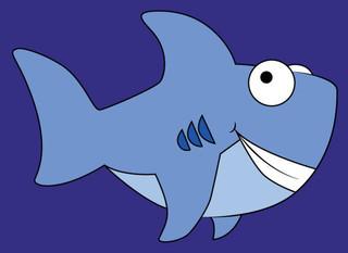Mobile baby shark