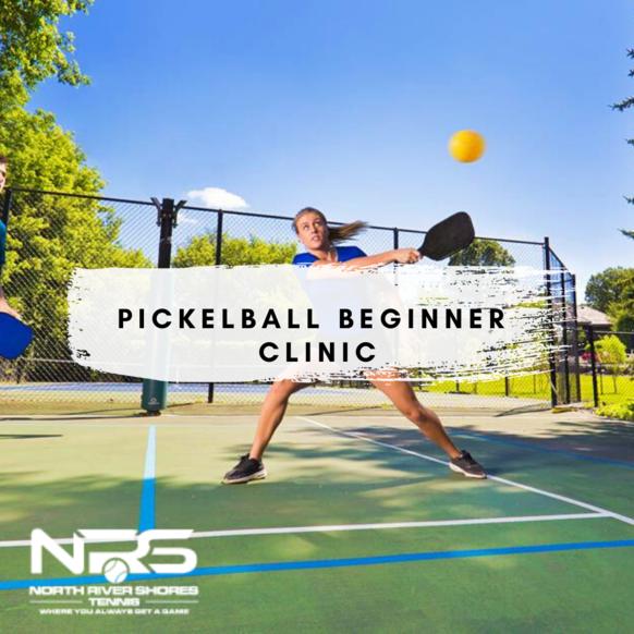 Normal pickellball beginer clinic
