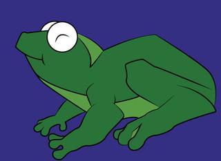 Mobile frog